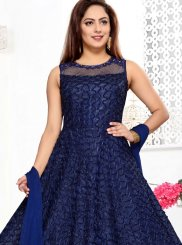 Fancy Fabric Readymade Anarkali Suit