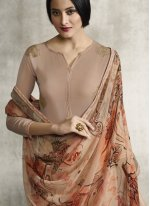 Faux Georgette Designer Pakistani Suit