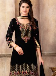 Faux Georgette Party Designer Pakistani Suit