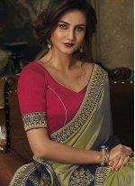 Jacquard Classic Saree