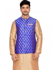 Kurta Payjama With Jacket For Wedding
