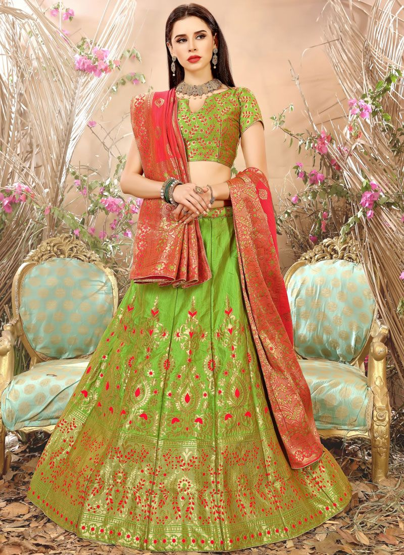 Lehenga Choli For Reception