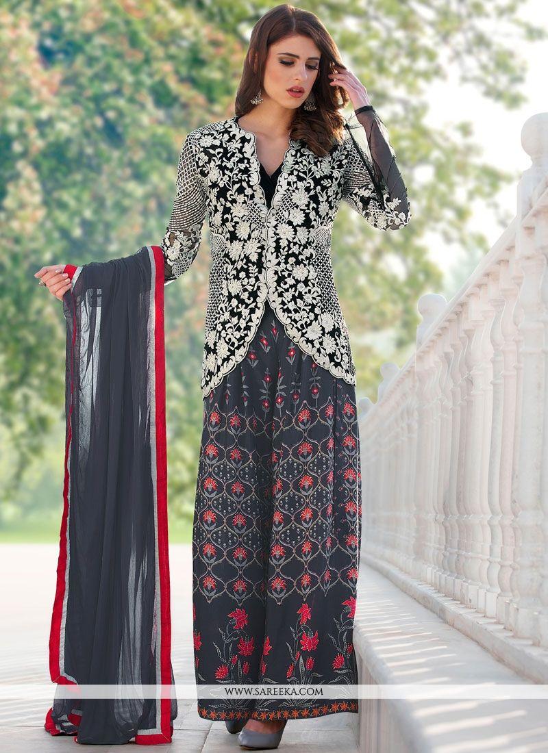 564560675d Buy Multi Colour Designer Suit : 71485 -