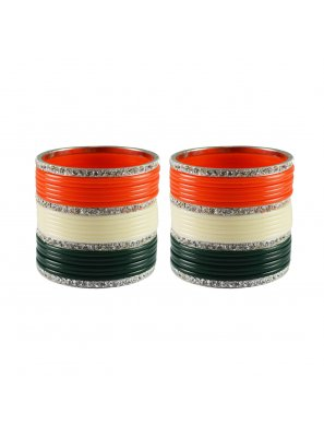 Multi Colour Stone Work Bangles