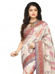 Multi Colour Weaving Reception Classic Designer Saree