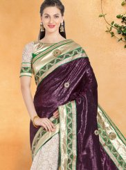Net Casual Saree