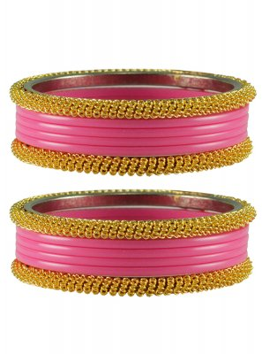 Pink Party Bangles