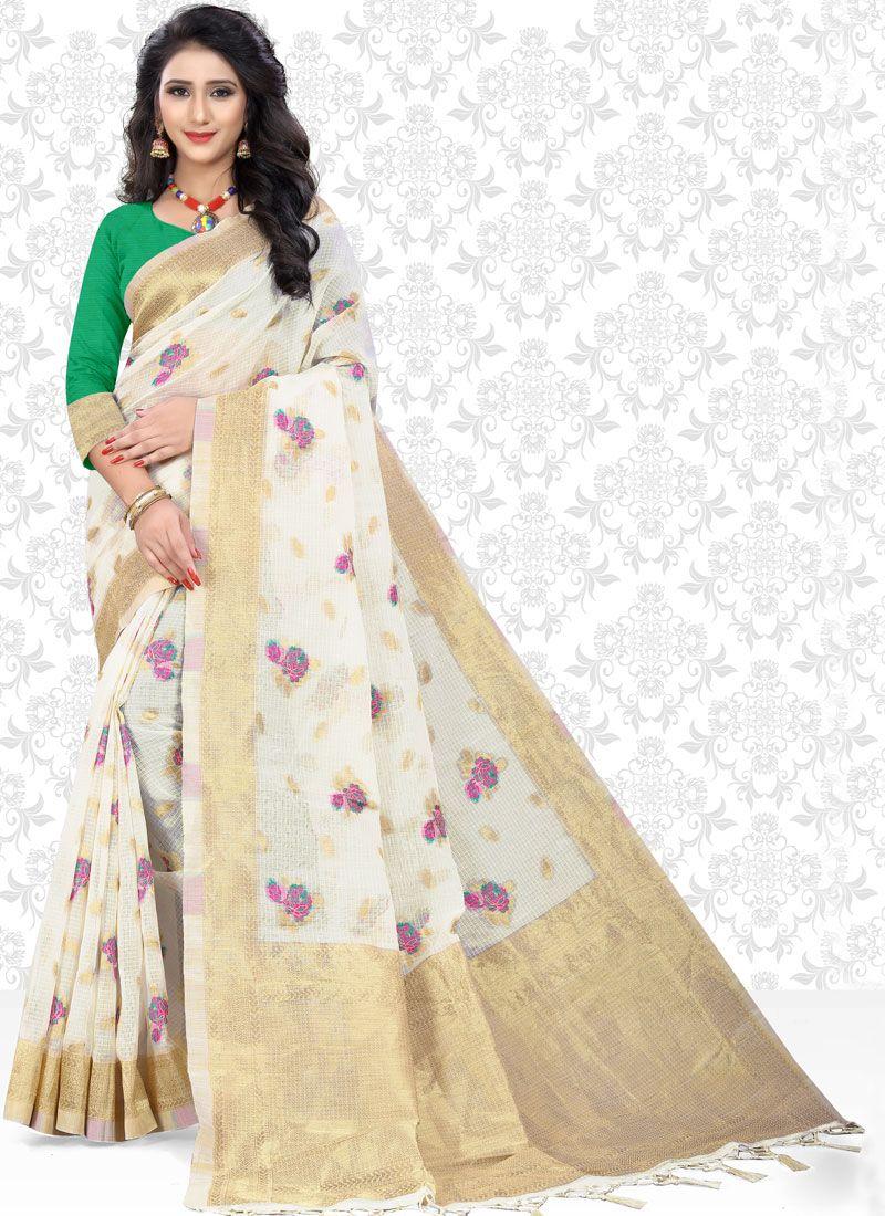 Print Classic Designer Saree