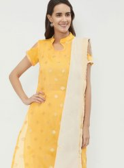 Print Cotton   Churidar Suit