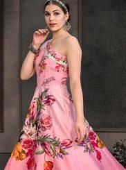 Print Designer Gown