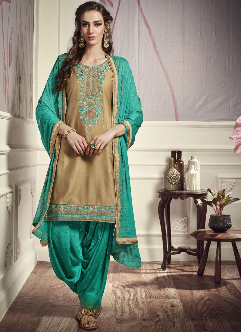 Punjabi Suit For Festival