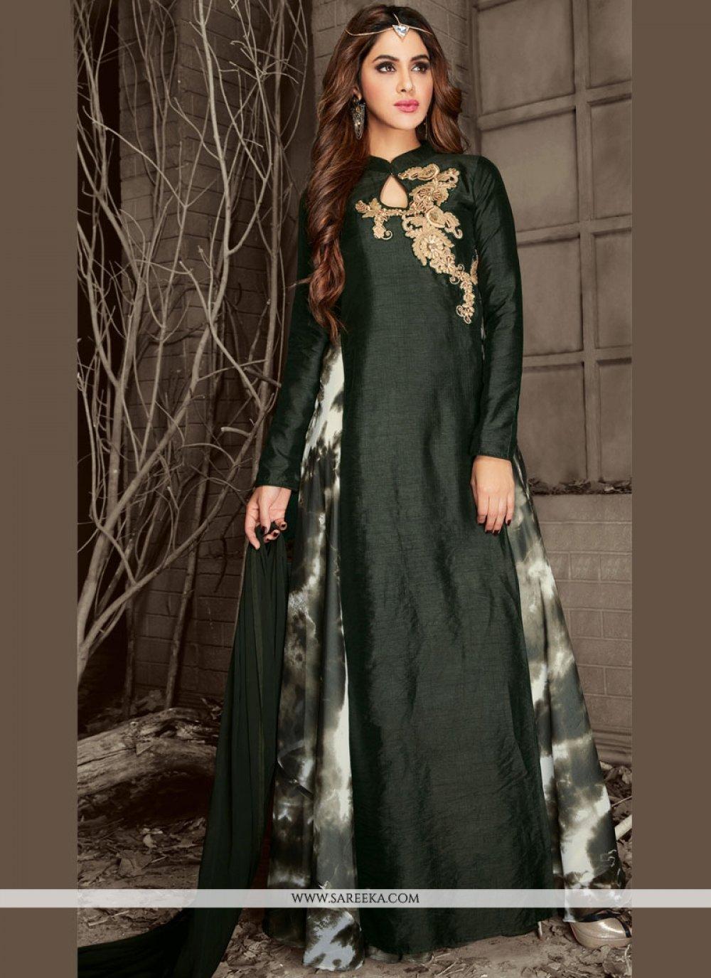 Resham Work Designer Suit