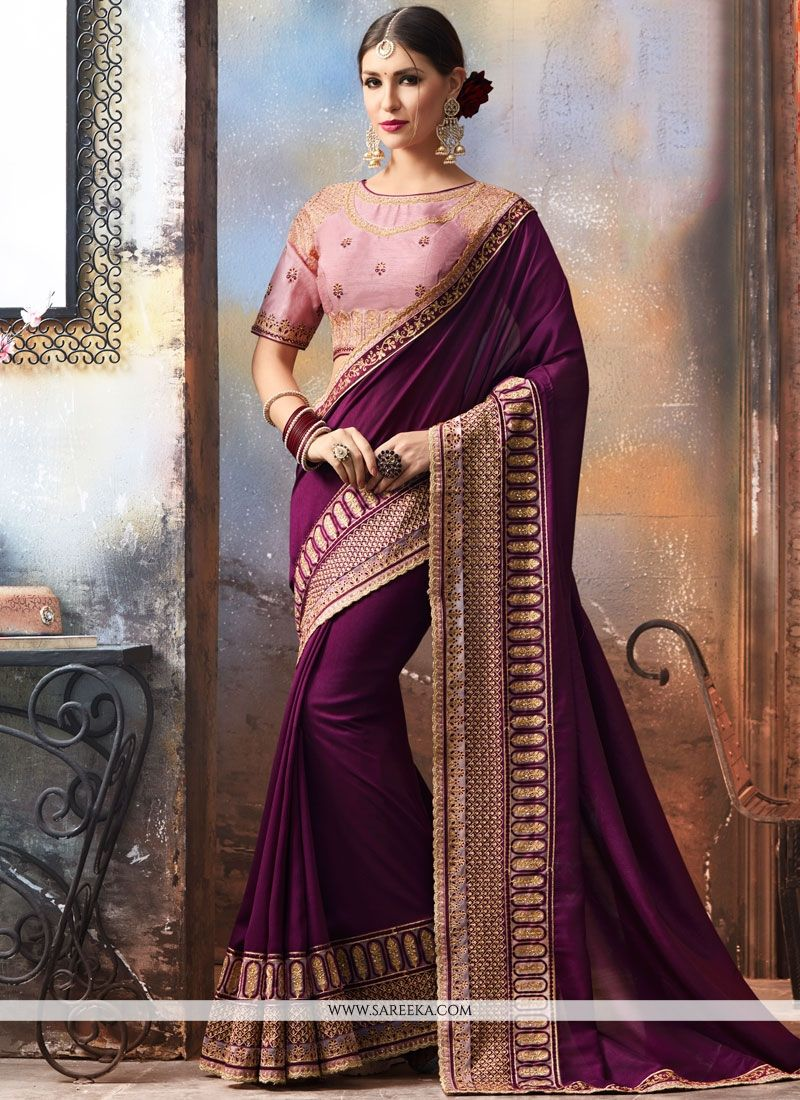 Saree For Festival
