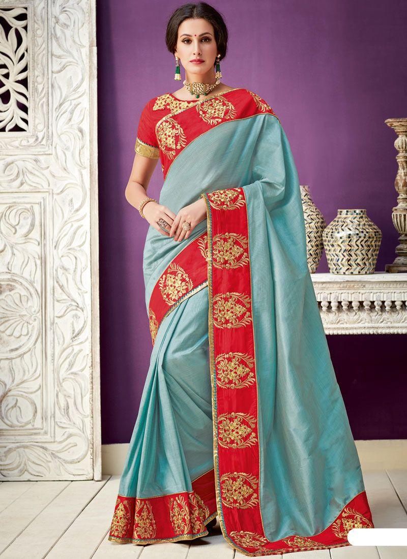 Silk Designer Saree