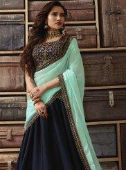 Silk Sangeet Designer Lehenga Choli