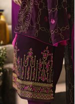 Sophie Chaudhary Embroidered Work Churidar Designer Suit