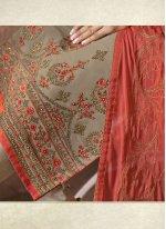 Sophie Chaudhary Resham Work Churidar Designer Suit