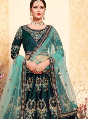 Thread Designer Lehenga Choli