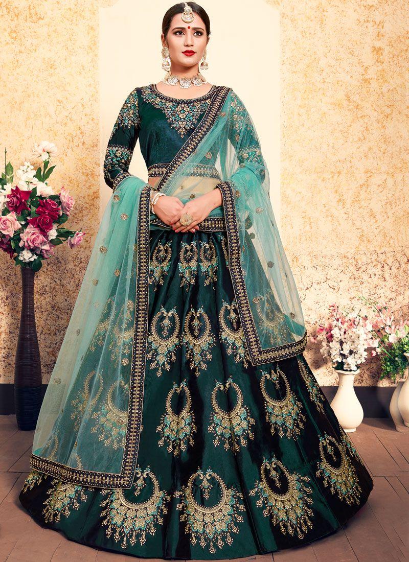 Thread Designer Lehenga Choli