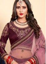 Thread Wedding Trendy Lehenga Choli