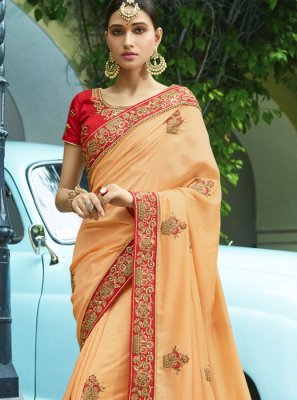 Trendy Saree For Sangeet