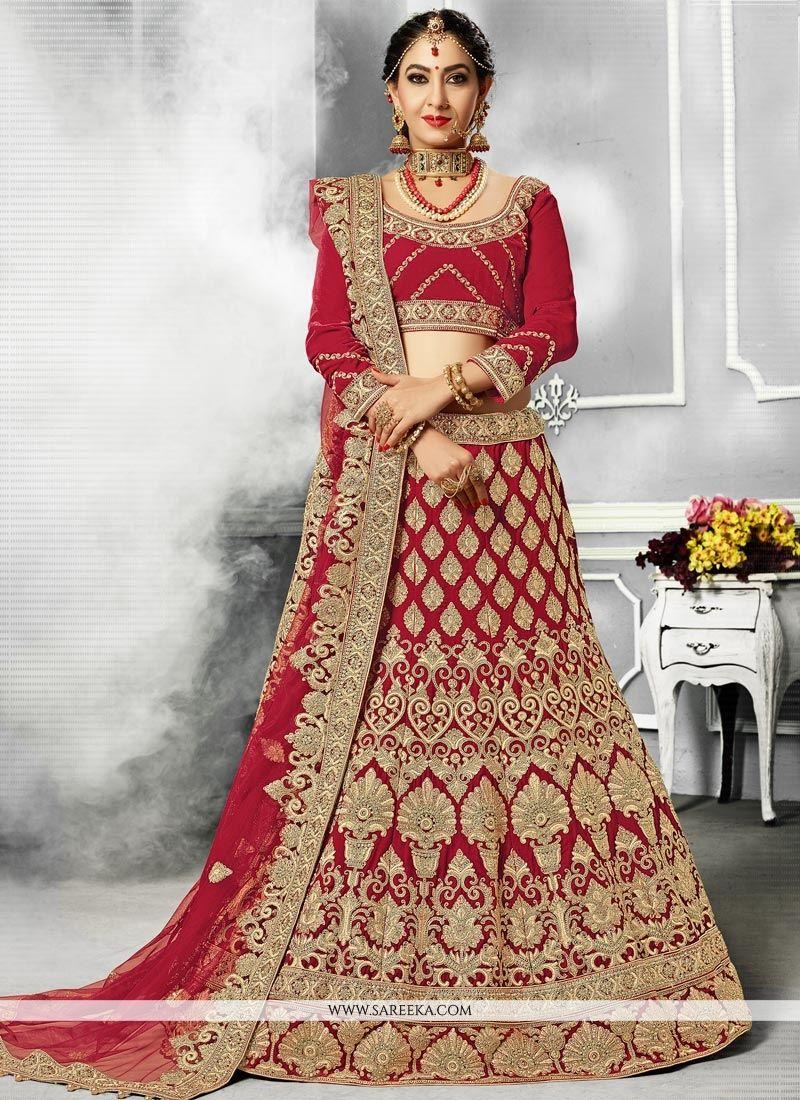 27c242d5e0 Buy Velvet Patch Border Work Lehenga Choli Online : 70697 -