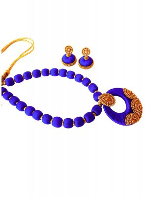 Violet Reception Necklace Set