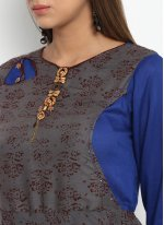 Viscose Party Wear Kurti