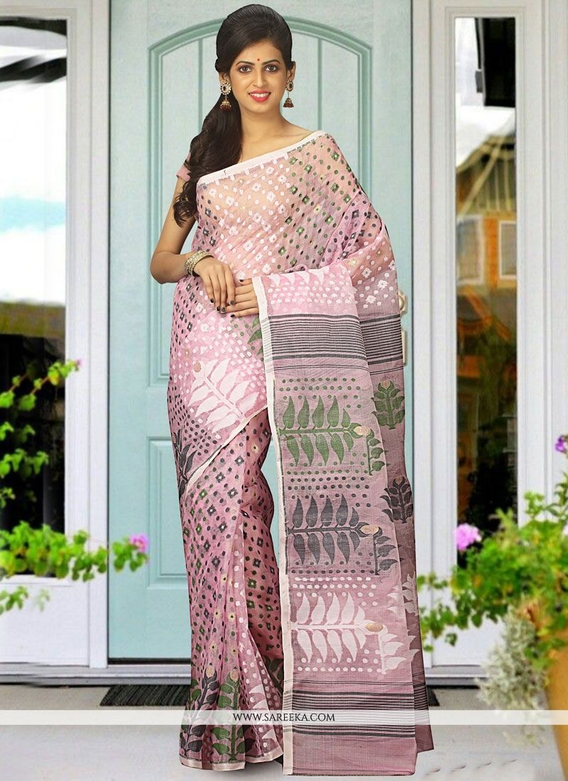 woven Work Traditional  Saree