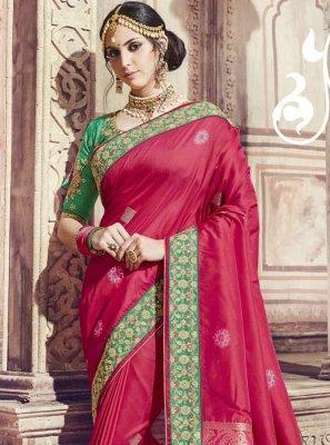 Zari Banarasi Silk Designer Saree