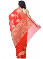 Zari Reception Classic Designer Saree