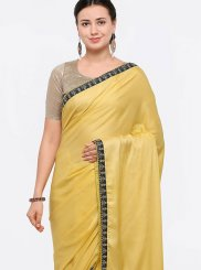 Zari Work Designer Saree