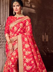 Art Raw Silk Classic Designer Saree