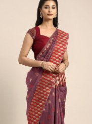 Art Silk Casual Designer Saree