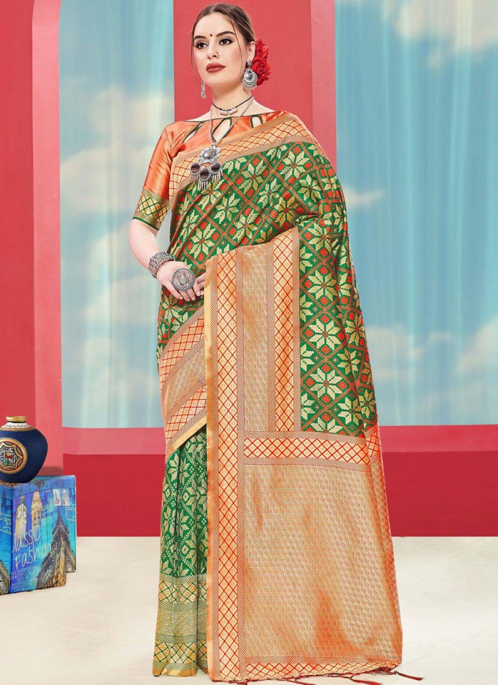 Art Silk Casual Saree