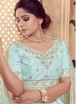 Art Silk Designer Lehenga Choli