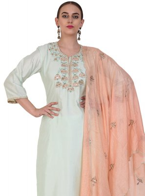 Art Silk Designer Suit