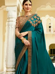 Art Silk Designer Traditional Saree