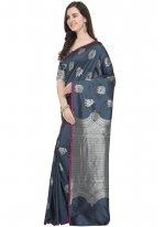 Art Silk Party Traditional Saree