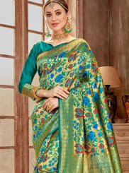 Art Silk Weaving Designer Traditional Saree
