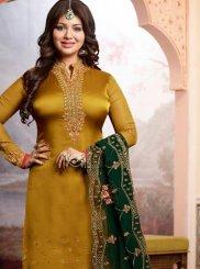 Ayesha Takia Churidar Designer Suit For Ceremonial