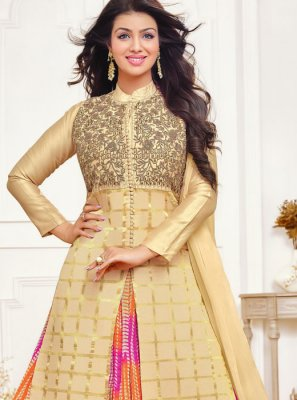Ayesha Takia Embroidered Floor Length Lehenga Choli
