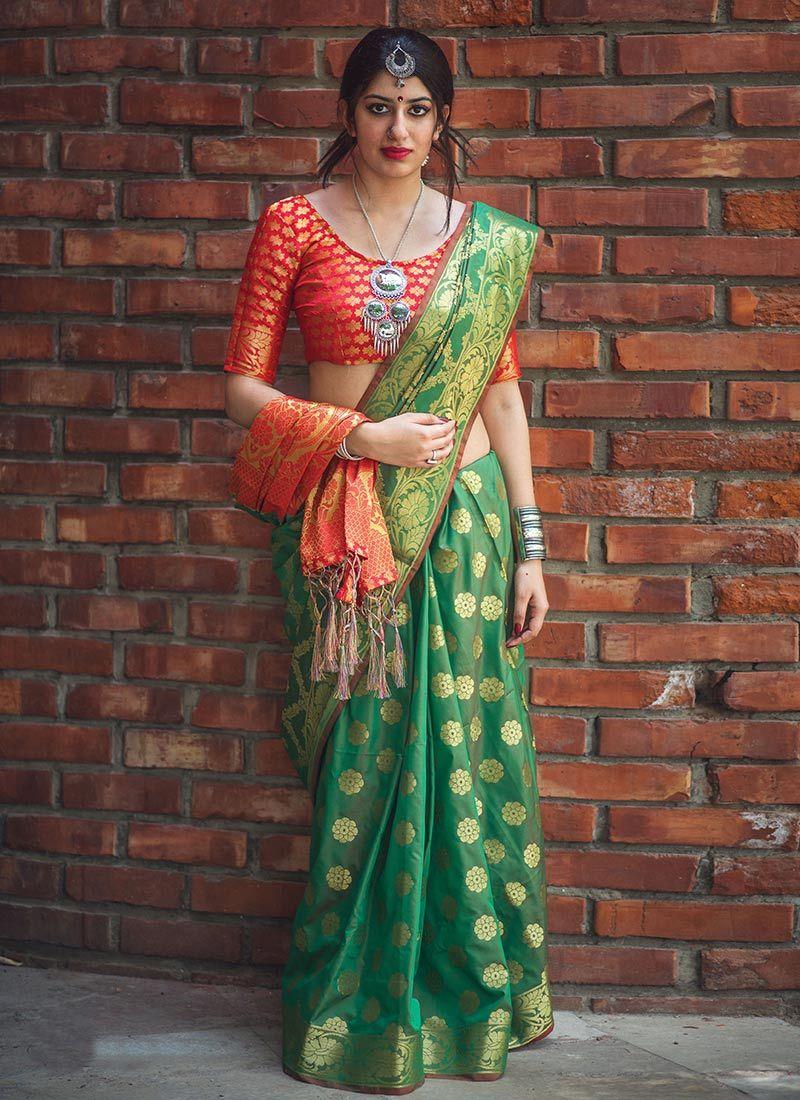 Banarasi Silk Classic Saree