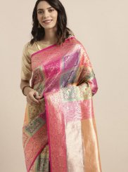 Banarasi Silk Festival Traditional Saree