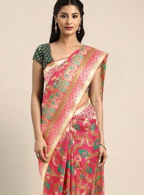 Banarasi Silk Silk Saree