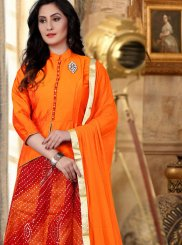 Banglori Silk Mehndi Readymade Lehenga Choli