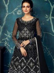 Black Anarkali Salwar Suit