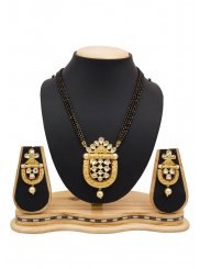 Black and Gold Festival Mangalsutra