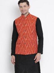 Black Sangeet Kurta Payjama With Jacket