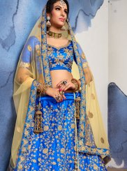 Blue Trendy Lehenga Choli